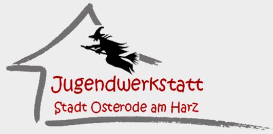 Jugendwerkstatt Logo 532px (überarbeitet)©Stadt Osterode am Harz